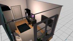 Raumgestaltung Koni in der Kategorie Schlafzimmer