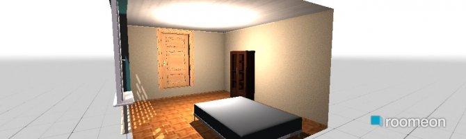 Raumgestaltung Konstantinovska 10 bedroom Nº2 in der Kategorie Schlafzimmer