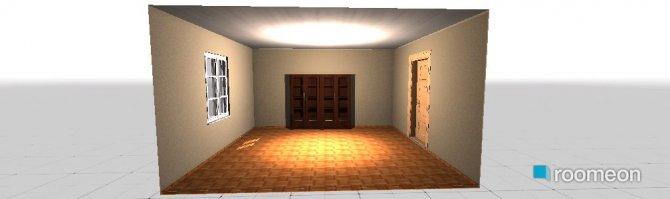 Raumgestaltung Konstantinovska 10 bedroom Nº3 in der Kategorie Schlafzimmer