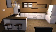 Raumgestaltung Konyha in der Kategorie Schlafzimmer