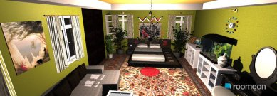 Raumgestaltung kowsi bed 001 in der Kategorie Schlafzimmer