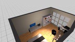 Raumgestaltung Kressbronn Zimmer 1 in der Kategorie Schlafzimmer