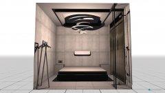 Raumgestaltung Kubus Missing Utopia in der Kategorie Schlafzimmer