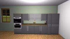 Raumgestaltung kuchnia2 in der Kategorie Schlafzimmer