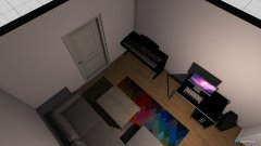 Raumgestaltung Kurby in der Kategorie Schlafzimmer
