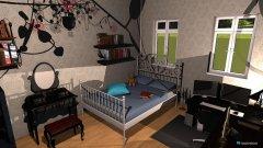 Raumgestaltung L in der Kategorie Schlafzimmer
