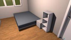 Raumgestaltung Lärchenstrasse 44 OG in der Kategorie Schlafzimmer