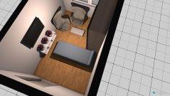 Raumgestaltung lalala in der Kategorie Schlafzimmer