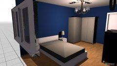 Raumgestaltung Landgutgasse 3 Schlafzimmer in der Kategorie Schlafzimmer