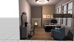 Raumgestaltung Landhausstil in der Kategorie Schlafzimmer