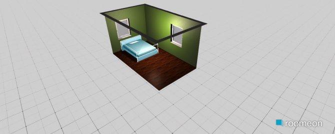 Raumgestaltung Langeweile in der Kategorie Schlafzimmer