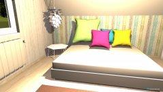 Raumgestaltung lapina polina in der Kategorie Schlafzimmer