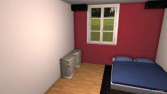 Raumgestaltung Lara Zimmer in der Kategorie Schlafzimmer