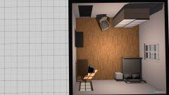 Raumgestaltung Lara  in der Kategorie Schlafzimmer