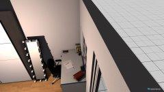 Raumgestaltung laras zimmer in der Kategorie Schlafzimmer