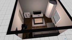 Raumgestaltung Lars in der Kategorie Schlafzimmer