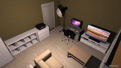 Raumgestaltung LarsZimmer in der Kategorie Schlafzimmer