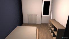 Raumgestaltung Laura Schlafzimmer in der Kategorie Schlafzimmer
