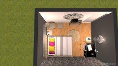 Raumgestaltung lauras Zimmer 2.0  in der Kategorie Schlafzimmer