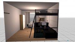 Raumgestaltung leas in der Kategorie Schlafzimmer