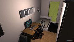 Raumgestaltung leck mich  in der Kategorie Schlafzimmer