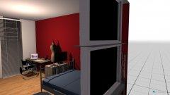 Raumgestaltung Lenas Zimmer in der Kategorie Schlafzimmer