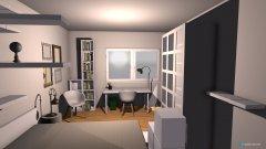 Raumgestaltung Lenis Traumzimmer in der Kategorie Schlafzimmer