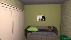 Raumgestaltung Lenya1 in der Kategorie Schlafzimmer