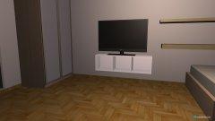 Raumgestaltung Leo's new bedroom in der Kategorie Schlafzimmer