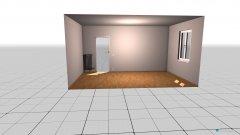 Raumgestaltung leon in der Kategorie Schlafzimmer