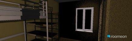 Raumgestaltung leons zimmer in der Kategorie Schlafzimmer