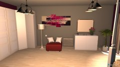 Raumgestaltung Liahs Zimmer in der Kategorie Schlafzimmer