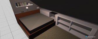 Raumgestaltung Liebesgrotte in der Kategorie Schlafzimmer