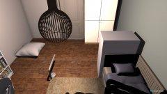 Raumgestaltung lilli in der Kategorie Schlafzimmer