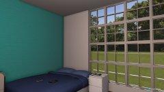 Raumgestaltung Lilly in der Kategorie Schlafzimmer