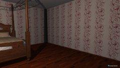 Raumgestaltung linneas schlafraum in der Kategorie Schlafzimmer