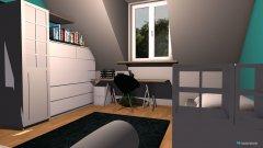 Raumgestaltung Linnis Zimmer in der Kategorie Schlafzimmer