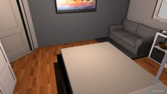 Raumgestaltung Linus Zimmer in der Kategorie Schlafzimmer