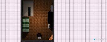 Raumgestaltung Lisas Zimmer in der Kategorie Schlafzimmer