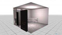 Raumgestaltung Liyaswunderwelt in der Kategorie Schlafzimmer