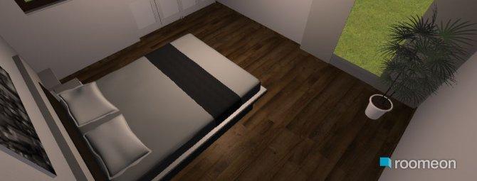 Raumgestaltung LOŽNICE in der Kategorie Schlafzimmer