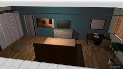 Raumgestaltung lonis wohnung in der Kategorie Schlafzimmer