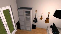 Raumgestaltung Lorenz Zimmer in der Kategorie Schlafzimmer