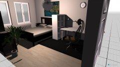 Raumgestaltung Lorenzstrasse in der Kategorie Schlafzimmer