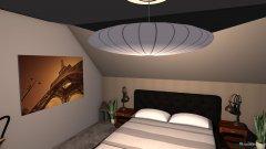 Raumgestaltung Lovenest in der Kategorie Schlafzimmer