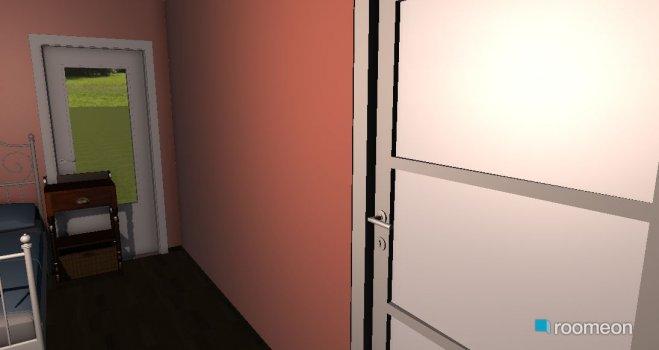 Raumgestaltung loznice in der Kategorie Schlafzimmer