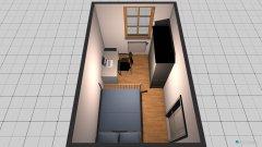 Raumgestaltung LPZStr4 in der Kategorie Schlafzimmer