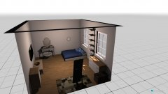 Raumgestaltung luba new room in der Kategorie Schlafzimmer