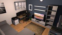 Raumgestaltung Luca´s Zukünfitiger Raum in der Kategorie Schlafzimmer