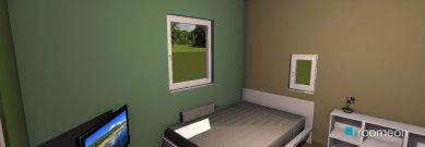 Raumgestaltung Luca Zimmer 1 in der Kategorie Schlafzimmer